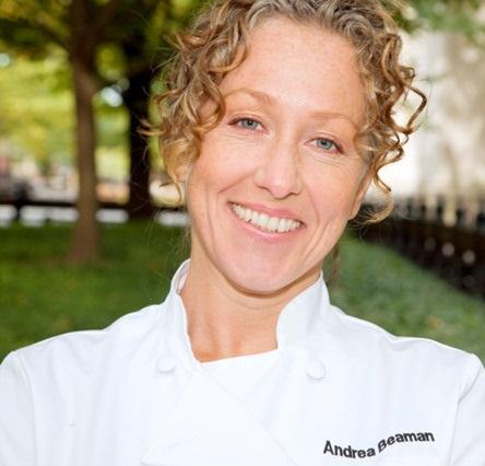 Chef Andrea Beaman