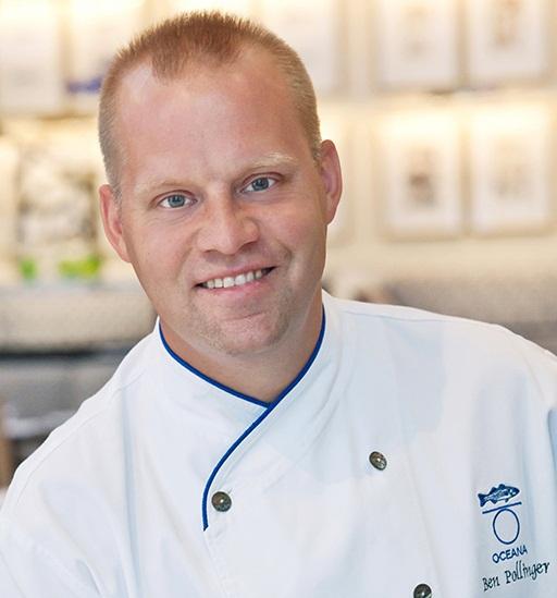 Chef Ben Pollinger