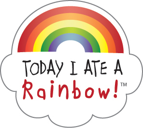 today i ate a rainbow