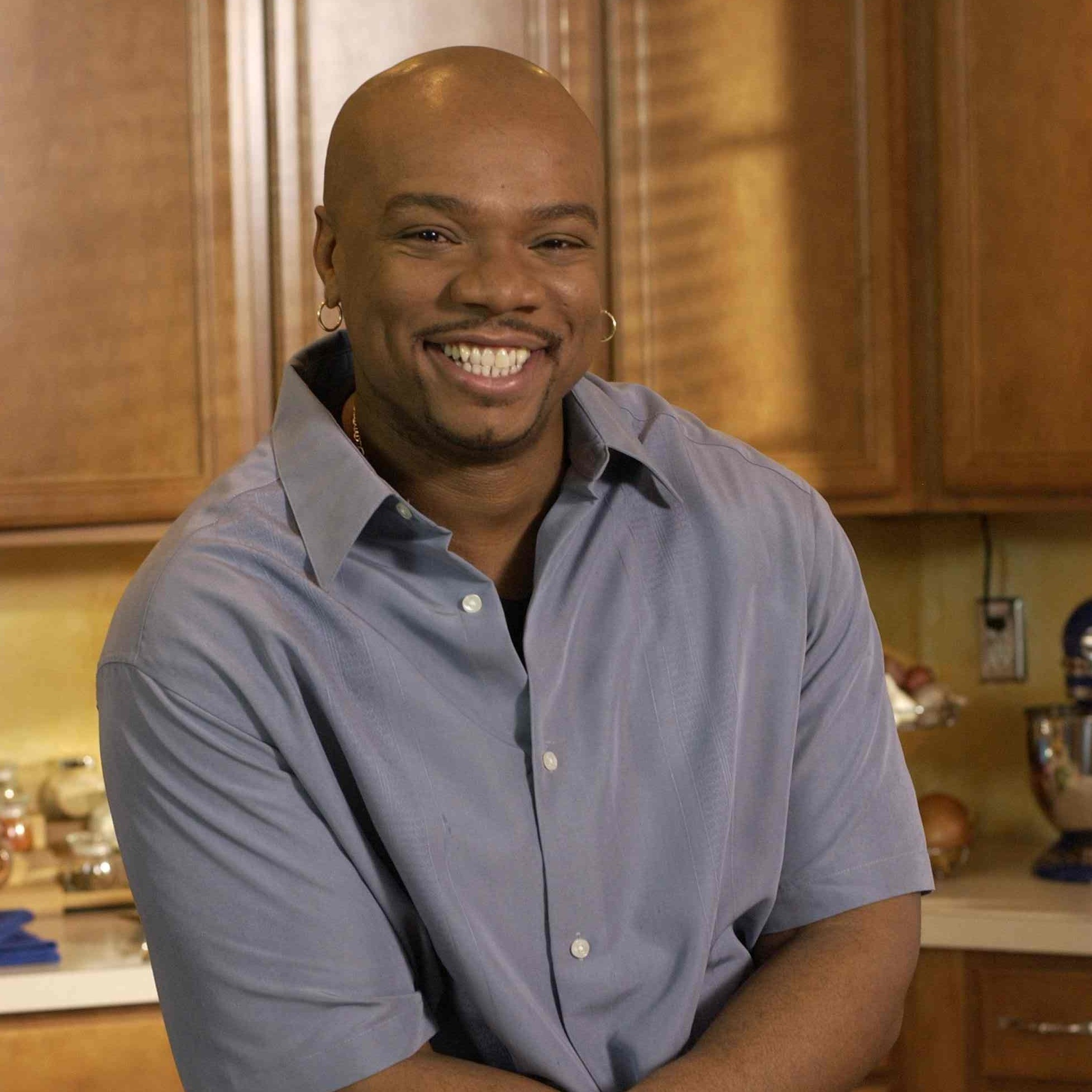 Aaron McCargo, Jr.: How to Make a Bold Sandwich, featuring The Sauce