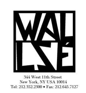 Wallse Logo w Address