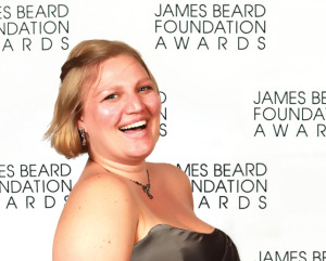 Victoria Jordan Rodriguez Director of House Operations and House Events The James Beard Foundation
