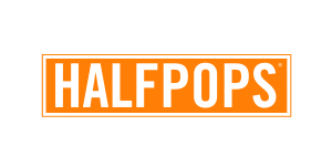 HALFPOPS LOGO- thanks