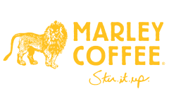 marley coffee- supporting