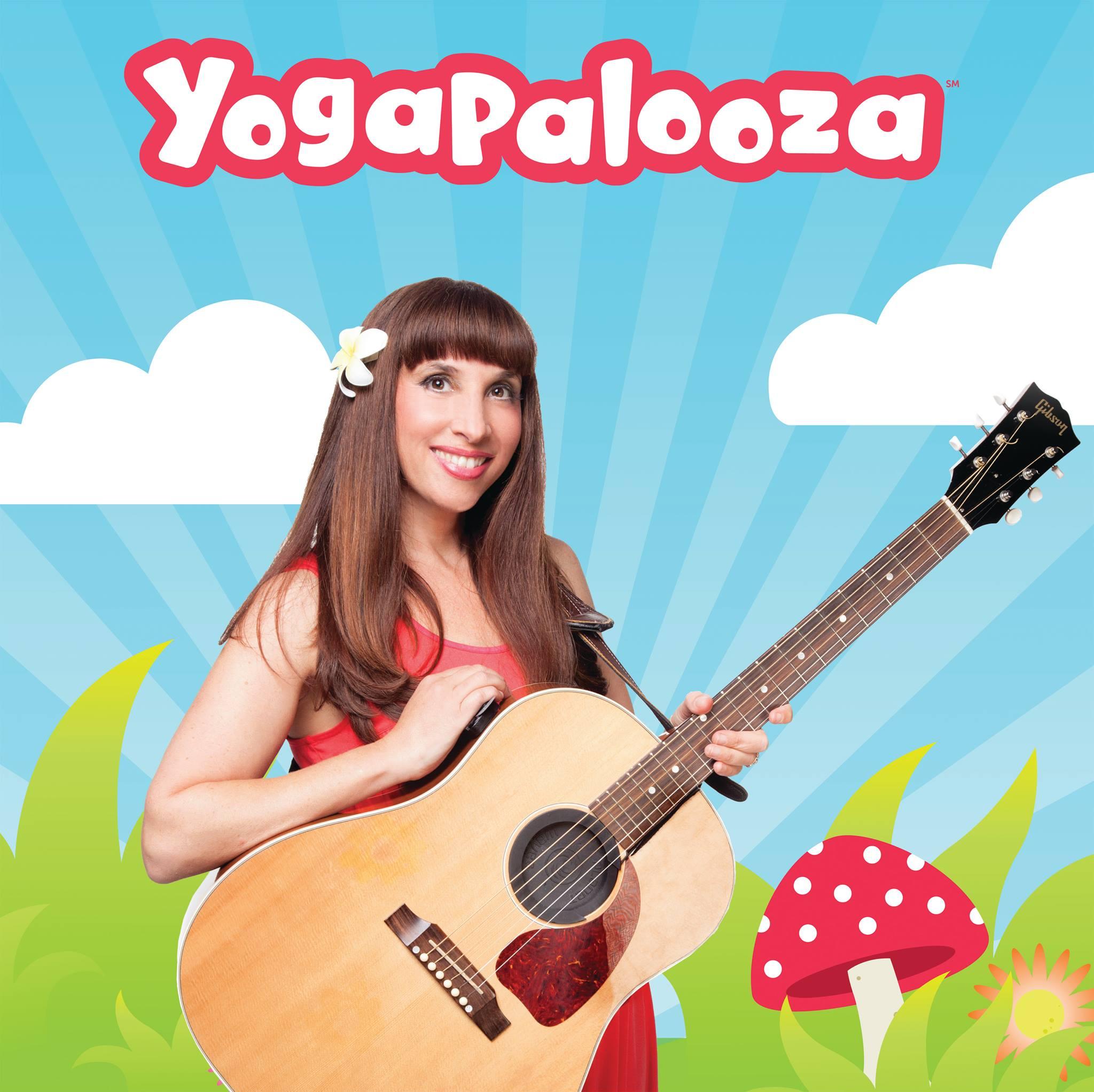 Bari Koral presents Yogapalooza!