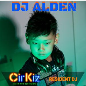 DJ Alden, resident DJ at Cirkiz