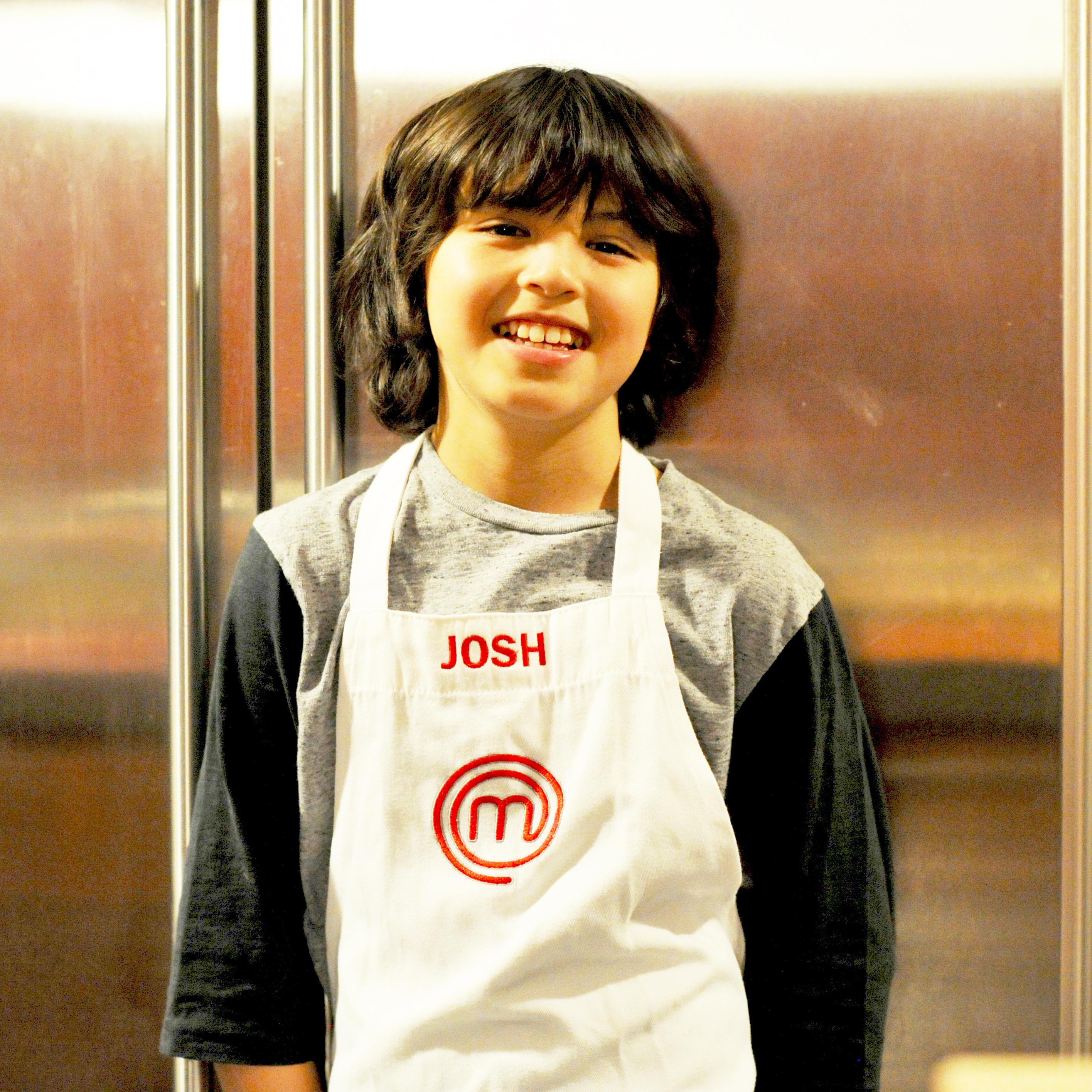 Josh Reisner, MasterChef Junior Finalist