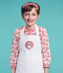 MASTERCHEF JUNIOR: Contestant: Cydney, Age 10 from Brooklyn, NY. Signature Dish: Roasted Lamb Chops with a Mint and Lemon Marinade and Roasted Potatoes. CR: Michael Becker / FOX. © 2017 FOX Broadcasting Co.