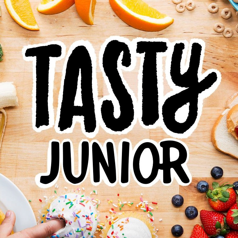 Buzzfeed Tasty: Cooking with Tasty Junior: Animal Toast and Watermelon Pizza
