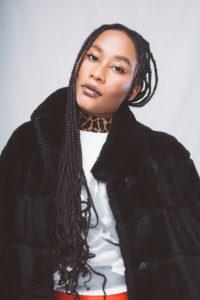Zuri Marley Headshot